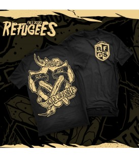 Camiseta Never Surrender - REFUGEES CLOTHING