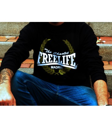 Sudadera Freelife Logo - FREELIFE
