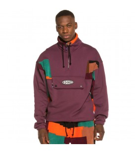 Sudadera Grimey Dulce High Neck FW20 Purple - GRIMEY
