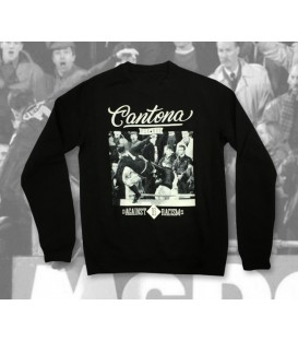 Sudadera Cantona - WE RESIST