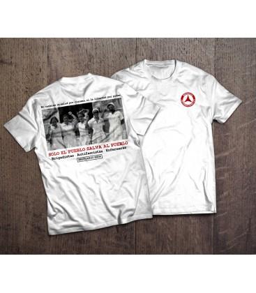 Camiseta Vallekas Barrio Obrero - WE RESIST
