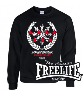 Sudadera Kaos Madriz - FREELIFE