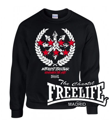 Sudadera Love Riots - FREELIFE