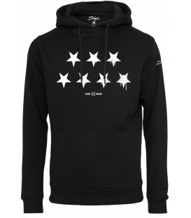 MVDRID BLACK FLAG HOODIE HEAVY EDITION – SlumWear