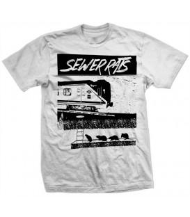 Camiseta Sewer Rats - LA VERJA