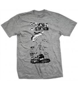 Camiseta Chivatos Underwater - LA VERJA