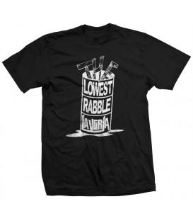 Camiseta Lowest Rabble - LA VERJA