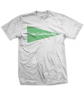 Camiseta El Corte Blanca - LA VERJA