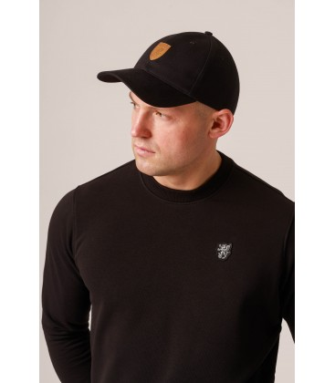 "Baseball Cap ""Leather Logo"" - PgWear"