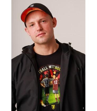 "Baseball Cap ""Pyro"" Black - PgWear"