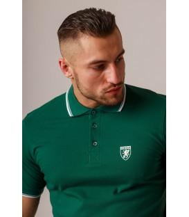 """Polo """"Crest"""" Green - PgWear"""