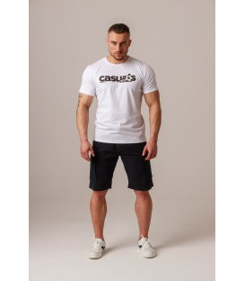 "T-shirt ""Casuals"" Black - PgWear"