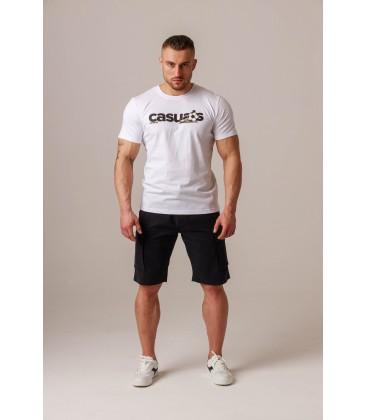 """T-shirt """"Casuals"""" Black - PgWear"""