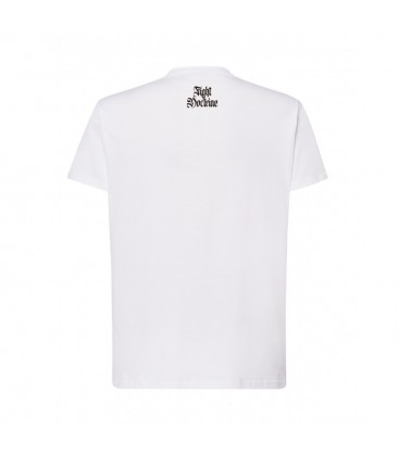CAMISETA BASIC WHITE - FIGHT DOCTRINE