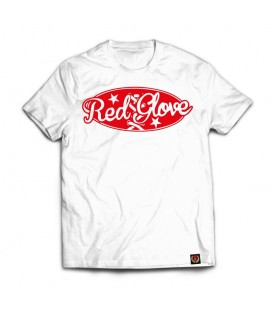 Red Glove - Logo - Blanca