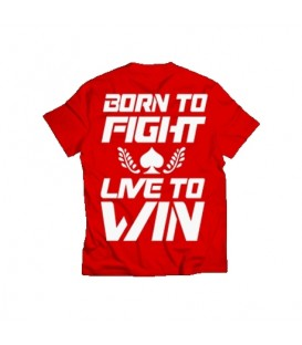 CAMISETA REDGLOVE FIGHTERS - Red Glove