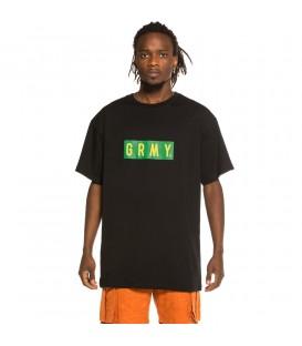 Camiseta Grimey Box Logo Black | Spring 21 - GRIMEY