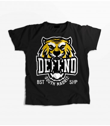 Camiseta Mujer Defend South Madriz - WE RESIST