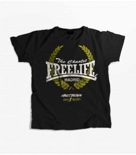 Camiseta Mujer Freelife Logo - FREELIFE
