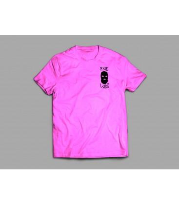Camiseta Balaklava Pink - MADLADS CLOBBER