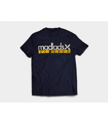 Camiseta Casual Blue - MADLADS CLOBBER