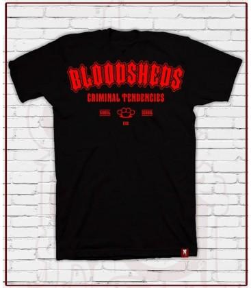 Camiseta Vandal School Amarilla - Bloodsheds