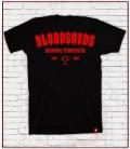 Camiseta Vandal School Roja - Bloodsheds