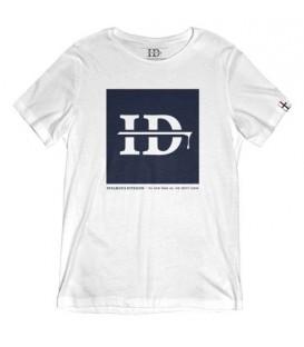 Camiseta Classic White - INFAMOUS DIVISIO