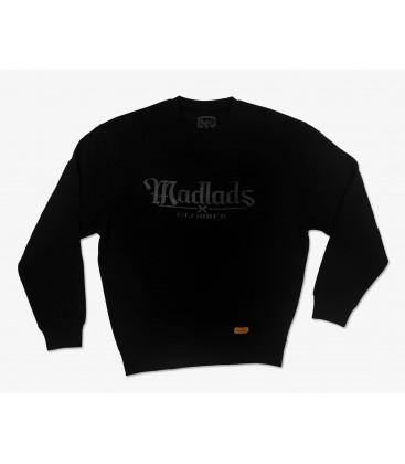 Sudadera Black Casual - MADLADS CLOBBER
