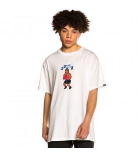 """Camiseta Grimey """"The Beatdown"""" - White - GRIMEY"""