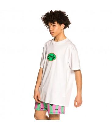 "Camiseta Grimey ""Visit Jericho"" - Dark Purple- GRIMEY"