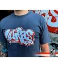 Camiseta Ultras Graffiti - Bukaneros