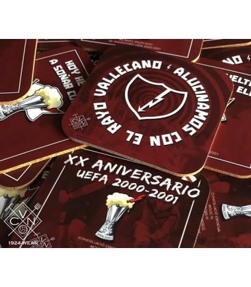 POSAVASOS XX ANIVERSARIO UEFA - VCN WEAR