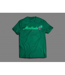 Camiseta Palm Tee Verde - MADLADS CLOBBER