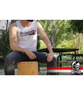 Camiseta Camiseta tirantes blanca - Bukaneros