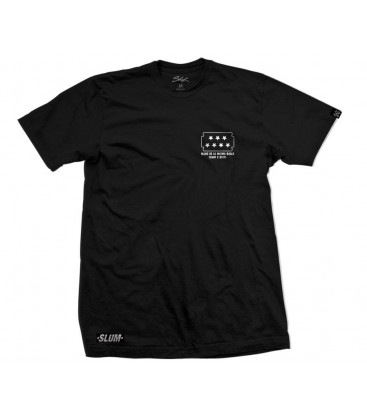 Camiseta Hijos de la misma rabia – SlumWear x Bestiario