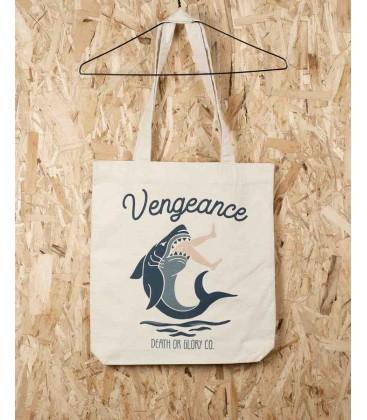 Tote bag Vengeance - Death or Glory