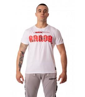 NO FACE NO NAME RED CAMO T-SHIRT - RANDA