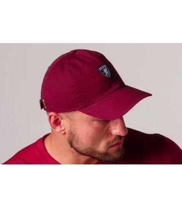 "Baseball Cap ""Shield"" Black - PgWear"