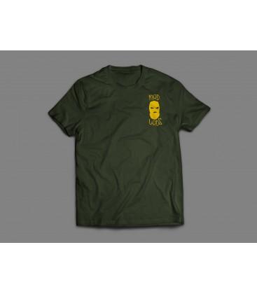 Camiseta Balaklava Green - MADLADS CLOBBER