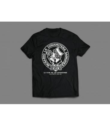 Camiseta La Dinamitera - WE RESIST